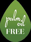 Palm oil free